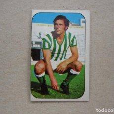 Cromos de Fútbol: ESTE 76 77 BENITEZ BETIS 1976 1977 NUEVO . Lote 135036678