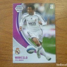 Cromos de Fútbol: MEGACRACKS 2007 2008 PANINI Nº 172 MARCELO (REAL MADRID) - FUTBOL CROMO 07 08 . Lote 135258302