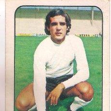 Cromos de Fútbol: CROMO DE FUTBOL LIGA 78/79 ,ULTIMO FICHAJE Nº 13 CARREÑO ,BURGOS C.F . Lote 135698747
