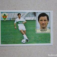 Cromos de Fútbol: ESTE 84 85 ANQUELA ELCHE 1984 1985 NUEVO. Lote 135733895