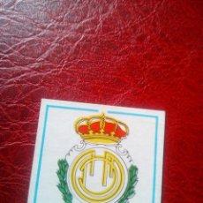 Cromos de Fútbol: ESCUDO MALLORCA ED CANO 83 84 CROMO FUTBOL LIGA 1983 1984 - SIN PEGAR - 112. Lote 135775138