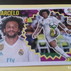 Cromos de Fútbol: CROMO LIGA 2018 18 - 2019 19 ESTE - Nº 7 A MARCELO - REAL MADRID . Lote 135908914