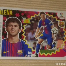 Cromos de Fútbol: CROMO Nº 10 BIS ALEÑA (COLOCA) F.C. BARCELONA LIGA 18-19 (2018 2019) ÁLBUM ESTE. Lote 148246028