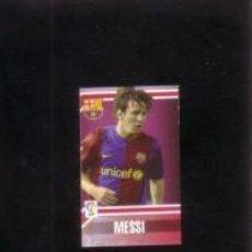 Cromos de Fútbol: EDICIONES ESTE 2007/2008 – STAKS ( ADHESIVO ) – MESSI - FC. BARCELONA ( NUNCA PEGADO ) - 07 08. Lote 263781935