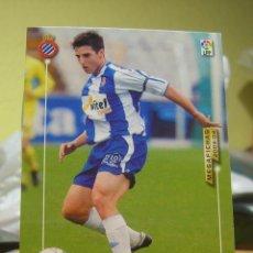 Cromos de Fútbol: PANINI MEGAFICHAS MEGA FICHAS 2003-2004 03 04 Nº 129 MARC BERTRAN (ESPANYOL). Lote 136142954