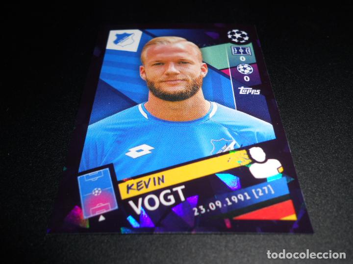 Kevin Vogt Topps Champions League 18//19 Sticker 119