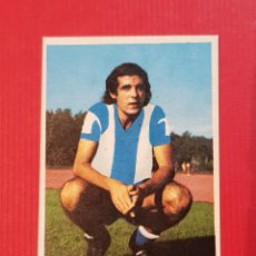 Cromos de Fútbol: ESTE 1974-1975 FICHAJE 12 CARREÑO HERCULES NUNCA PEGADO.. Lote 136785034