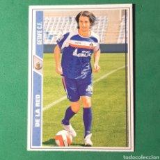 Cromos de Fútbol: (C-A07) MUNDICROMO FICHAS LIGA 2007 2008 / 07 08 - (GETAFE) N°591+ DE LA RED. Lote 137173081