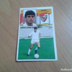 Cromos de Fútbol: NANDO -- SEVILLA -- BAJA -- 90/91 -- ESTE -- NUNCA PEGADO. Lote 137501674
