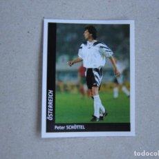 Cromos de Fútbol: WORLD CUP FRANCE 98 DS Nº 96 SCHÖTTEL AUSTRIA MUNDIAL FRANCIA 1998 NUEVO. Lote 255600905