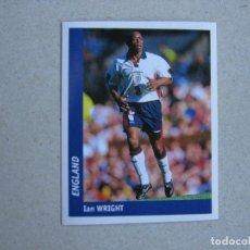 Cromos de Fútbol: WORLD CUP FRANCE 98 DS Nº 297 WRIGHT INGLATERRA MUNDIAL FRANCIA 1998 NUEVO. Lote 255602455