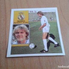 Cromos de Fútbol: PROSINECKI -- REAL MADRID -- BAJA -- 92/93 -- ESTE -- RECUPERADO. Lote 137647342