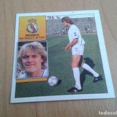Cromos de Fútbol: PROSINECKI -- REAL MADRID -- BAJA -- 92/93 -- ESTE -- RECUPERADO. Lote 137647466