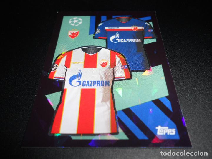 Trikots Topps Champions League 18//19 Sticker 460