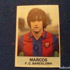 Cromos de Fútbol: CAMPEONATO DE FÚTBOL LIGA 1ª DIVISIÓN 1982-83 - EDICIONES MATEO MIRETE BARCELONA MARCOS. LEER.. Lote 137855426