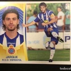 Cromos de Fútbol: ESTE 2009 2010 JARQUE R.C.D. ESPANYOL DE PANINI SIN PEGAR. Lote 137940938
