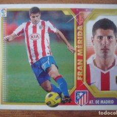 Cromos de Fútbol: ESTE 2011 2012 PANINI 12 B FRAN MERIDA (ATLETICO MADRID) - SIN PEGAR - CROMO FUTBOL LIGA 11 12. Lote 194621826