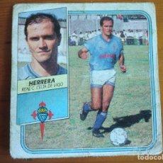 Cromos de Fútbol: CROMO DE FÚTBOL LIGA ESTE 89-90: HERRERA (CELTA DE VIGO) BAJA. 1989-1990. NUNCA PEGADO. Lote 138726470