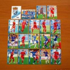 Cromos de Fútbol: XEREZ, JEREZ 2ª DIVISIÓN - LOTE DE 19 FICHAS DE LA LIGA 2007-2008, 07-08 - MUNDICROMO . Lote 138764034