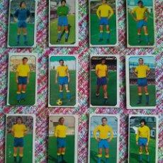 Cromos de Fútbol: LOTE 12 CROMOS U.D. LAS PALMAS. EDICIONES ESTE 1977 1978 - 77 78. Lote 138776146