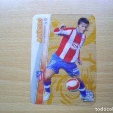 Cromos de Fútbol: 386 ESTRELLAS ULTRACARD AGÜERO ATLETICO MADRID MEGACRACKS PANINI 2008 2009 08 09 MEGA CRACKS NUEVO. Lote 138938662