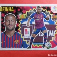 Cromos de Fútbol: ESTE 2018 2019 - 11 BIS RAFINHA - COLOCA - BARCELONA - PANINI - 18 19. Lote 143375032
