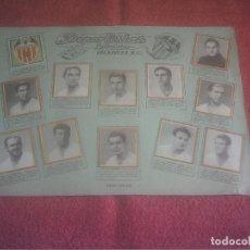 Cromos de Fútbol: VALENCIA BARCELONA ESPAÑOL ENCICLOPEDIA CULTURA DE CHIQUITITOS 1941-1942 41-42 SERIE 4ªB Y 4ªG . Lote 139109134