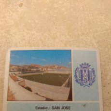 Cromos de Fútbol: CROMO TRIDEPORTE 85 - N°253 - SAN JOSE LORCA. Lote 139185838