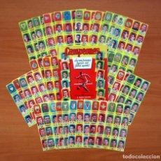 Cromos de Fútbol: ÁLBUM COMPLETO - CAMPEONES 1954-1955, 54-55 -EDITORIAL BRUGUERA - VER FOTOS Y EXPLICACIONES INTERIOR. Lote 139505966