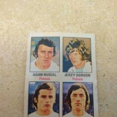 Cromos de Fútbol: CROMO MUNICH 74 - N°52 - POLONIA - FHER. Lote 139551838