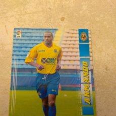 Cromos de Fútbol: CROMO MEGA CRACKS 2004 - 2005 PANINI ARMANDO - FICHAJE VILLARREAL. Lote 139567816