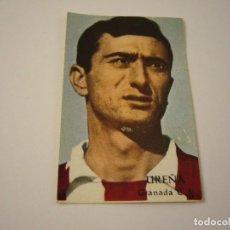 Cromos de Fútbol: LIGA 1968 69 , UREÑA GRANADA CF. . DISGRA, ED. FHER, SIN PEGAR.. Lote 139629062