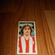 Cromos de Fútbol: CROMO SIN PEGAR ALBUM LIGA ESTE 75 76 1975 1976 FICHAJE 26 LEIVINHA ATLETICO MADRID PERFECTO NUEVO. Lote 139760990