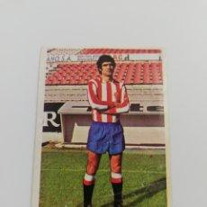 Cromos de Fútbol: CROMO FABIAN SPORTING GIJON ALBUM LIGA FUTBOL 1975 1976 75 76 SIN PEGAR.. Lote 140023486