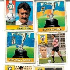 Cromos de Fútbol: LIGA 92-93 LOTE DE 8 CROMOS Nº 103. Lote 140169618