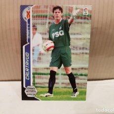 Cromos de Fútbol: CROMO FUTBOL GATAFE CALATAYUD 165 MEGA CRACKS 2005-2006 PANINI. Lote 140382702