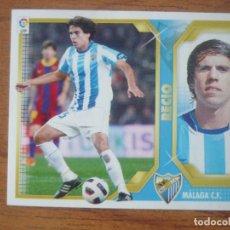 Cromos de Fútbol: ESTE 2011 2012 PANINI 9 A RECIO (MALAGA) - SIN PEGAR - CROMO FUTBOL LIGA 11 12. Lote 194621393