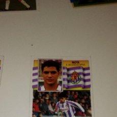 Cromos de Fútbol: C-KISS80 LIGA ESTE 1990 1991 90 91 DESPEGADO FUTBOL VALLADOLID MOYA . Lote 140543958