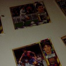 Cromos de Fútbol: C-KISS80 LIGA EDICIONES ESTE 1995 1996 95 96 FUTBOL SIN PEGAR BARCELONA IVAN. Lote 140578046