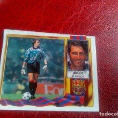 Cromos de Fútbol: ANGOY BARCELONA ESTE 95 96 FUTBOL LIGA CROMO 1995 1996 - VENTANILLA - 156 COLOCA. Lote 140694178