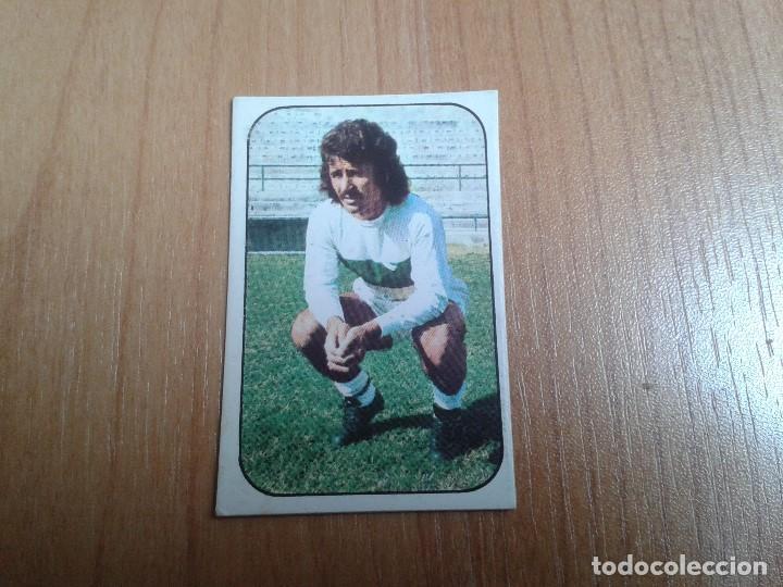 CORTÉS -- ELCHE -- 76/77 -- ESTE -- RECUPERADO (Coleccionismo Deportivo - Álbumes y Cromos de Deportes - Cromos de Fútbol)