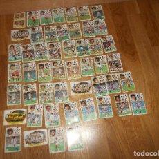 Cromos de Fútbol: ESTE 83-84 LOTE DE 50 CROMOS DISTINTOS 1983-1984 SIN PEGAR NUNCA PEGADOS. Lote 140767610