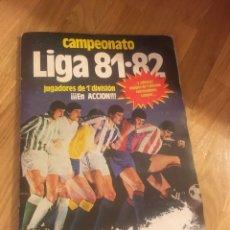 Cromos de Fútbol: ESTE 81 82 COMPLETISIMO 1981 1982 CASI TODO LO EDITADO. Lote 140786037