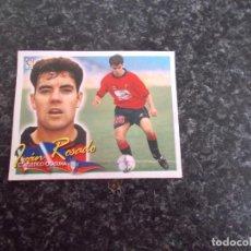 Cromos de Fútbol: ESTE 2000/2001/ 00/01//( OSASUNA ) IVAN ROSADO / NUNCA PEGADO. Lote 140917526