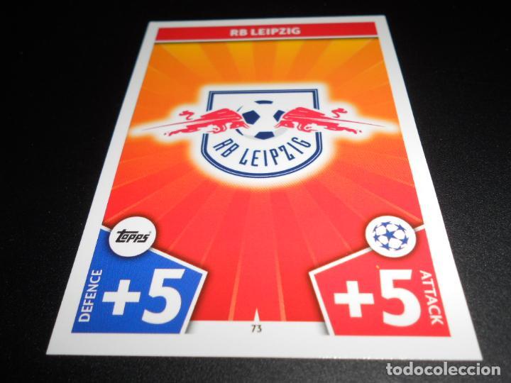 73 Escudo Logo Rb Leipzig Cromos Cards Champion Comprar Cromos De Futbol Antiguos En Todocoleccion 175624617