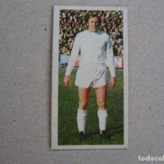 Cromos de Fútbol: ESTE 75 76 NETZER REAL MADRID 1975 1976 NUNCA PEGADO. Lote 141223226