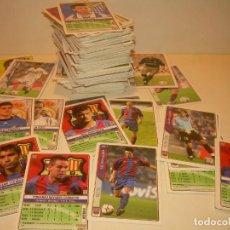 Cromos de Fútbol: GRAN LOTE DE CROMOS DE FUTBOL AÑO 2004..IMPRESOS A DOS CARAS....HAY MAS DE 290 UNIDADES.. Lote 141486422