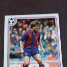 Cromos de Fútbol: FÚTBOL LIGA 92/93 1992 1993 - PANINI - 165 MICHAEL LAUDRUP - FC. BARCELONA - ( NUNCA PEGADO ). Lote 141570834