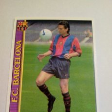 Cromos de Fútbol - 443 LITMANEN FC BARCELONA 2000 MUNDICROMOS - 141586952