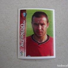 Cromos de Fútbol: PANINI SUPERLIGA ESTRELLAS 2004 2003 Nº 295 ALFREDO OSASUNA 03 04 NUEVO. Lote 141676526
